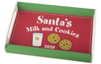 Santa's Treats Tray